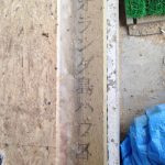 building wood with Orandajima House printed